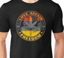 Love Affair Freedom Unisex T-Shirt