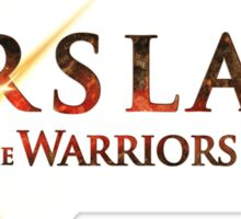 arslan the warriors of legend Sticker