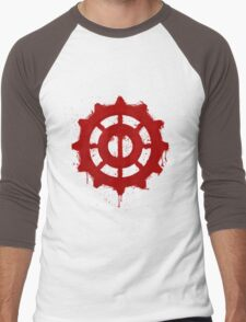 head logo Men's Baseball ¾ T-Shirt