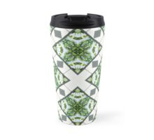 Garden Fence Travel Mug