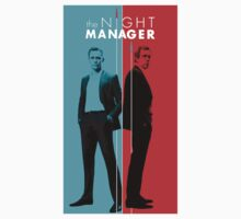 the night manager Kids Tee
