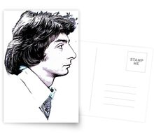 barry manilow Postcards