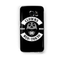 The Clown Motorcycle Club - Neo Tokyo (Akira) Samsung Galaxy Case/Skin