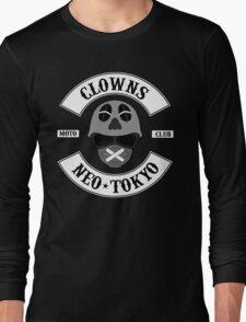 The Clown Motorcycle Club - Neo Tokyo (Akira) Long Sleeve T-Shirt