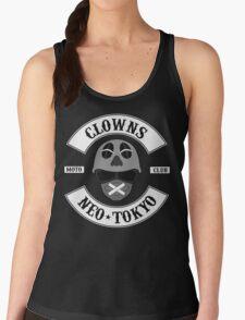 The Clown Motorcycle Club - Neo Tokyo (Akira) Women's Tank Top