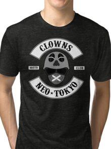 The Clown Motorcycle Club - Neo Tokyo (Akira) Tri-blend T-Shirt