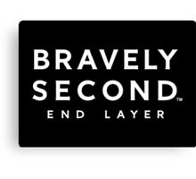 Bravely Second: End Layer Canvas Print