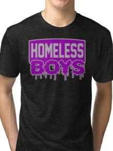 Homeless Boys Tri-blend T-Shirt