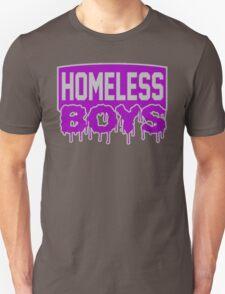 Homeless Boys Unisex T-Shirt
