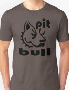 Pit Bull Head T-Shirt