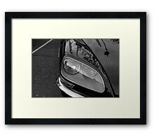 Citroen DS black Framed Print