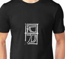 White Ninja Unisex T-Shirt
