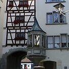 Stein am Rhein Switzerland  by Ellanita