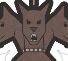 Monster Issues - Cerberus Sticker