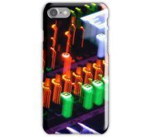 Music Console iPhone Case/Skin
