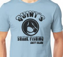 Quint Shark Fishing Unisex T-Shirt