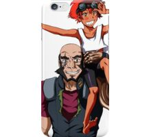 Jet and Ed  iPhone Case/Skin