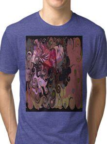Victim Movie Design Tri-blend T-Shirt