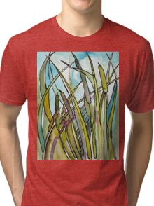 Cattail Tri-blend T-Shirt