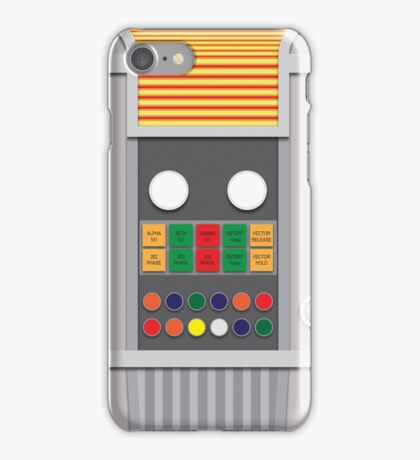 Screen Uniforms - Lost In Space - Robot iPhone Case/Skin