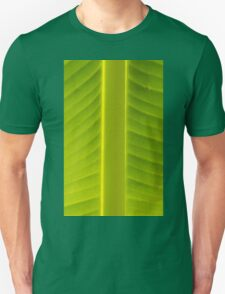 leaf in the garden Unisex T-Shirt