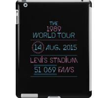 14th August - Levi's Stadium iPad Case/Skin