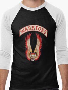 Warriors Men's Baseball ¾ T-Shirt