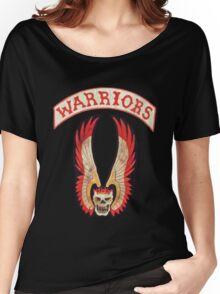 Warriors Women's Relaxed Fit T-Shirt