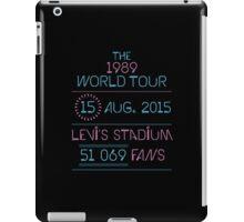 15th August - Levi's Stadium iPad Case/Skin