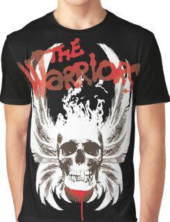 The warriors skul Graphic T-Shirt