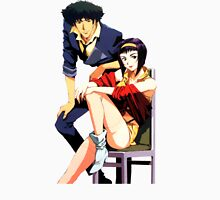 Spike Spiegel and Faye Valentine Unisex T-Shirt