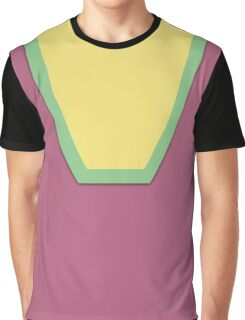 Screen Uniforms - Lost In Space - William Robinson -Style 2 Graphic T-Shirt