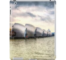 The Thames Barrier London iPad Case/Skin