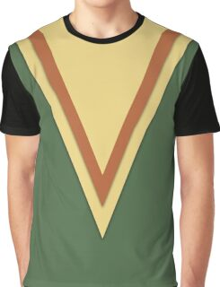 Screen Uniforms - Lost In Space - Maureen Robinson - Style 1 Graphic T-Shirt