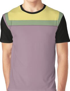 Screen Uniforms - Lost In Space - Judy Robinson -Style 2 Graphic T-Shirt