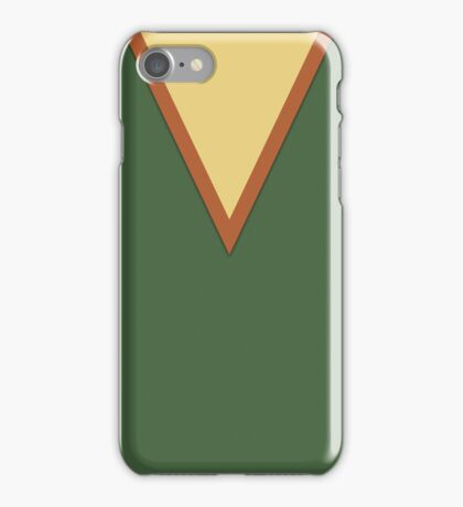 Screen Uniforms - Lost In Space - John Robinson - Style 2 iPhone Case/Skin