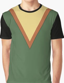 Screen Uniforms - Lost In Space - John Robinson - Style 2 Graphic T-Shirt