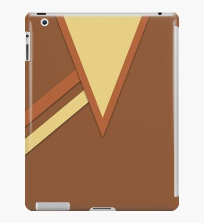 Screen Uniforms - Lost In Space - Don West - Style 1 iPad Case/Skin
