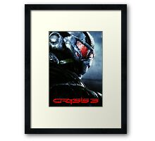 Crysis 3 Framed Print