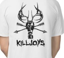Killjoys.co Attack Black Logo Classic T-Shirt