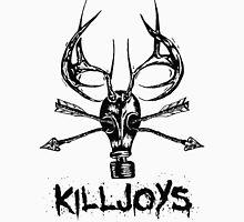 Killjoys.co Attack Black Logo Classic T-Shirt