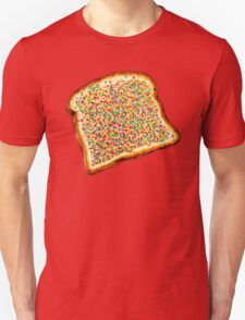 Fairy Bread Pattern Unisex T-Shirt