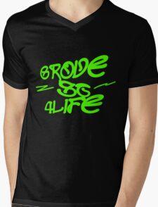 Grove St 4 life Mens V-Neck T-Shirt