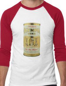 Beer Men's Baseball ¾ T-Shirt