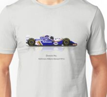 Damon Hill - Williams Renault FW16 - Driver version Unisex T-Shirt