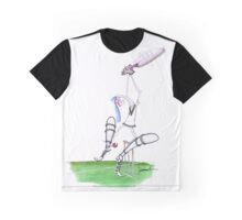 England Cricket nutmeg - tony fernandes Graphic T-Shirt