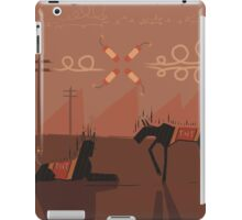 Demon Dogs and Dynamite iPad Case/Skin