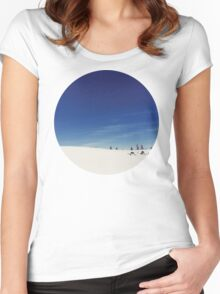Perfect conditions Women's Fitted Scoop T-Shirt