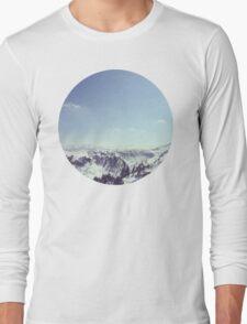 The alps 2 Long Sleeve T-Shirt