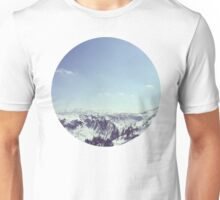The alps 2 Unisex T-Shirt